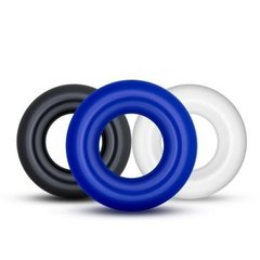 Набор из трех колец для пениса