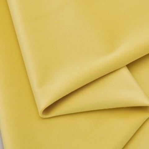 Бархат матовый стрейч, ворс 0,5 мм., лимонный 4 (выбрать  размер)