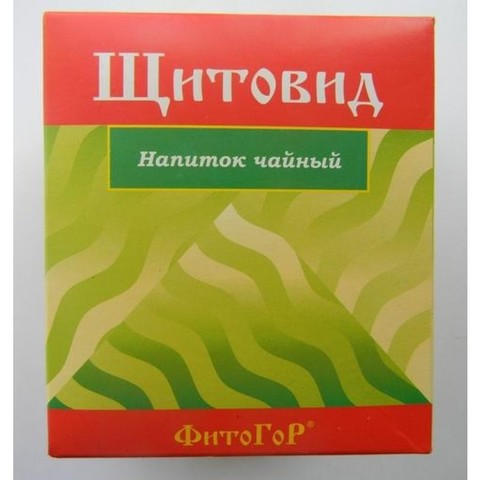 Чай Щитовид