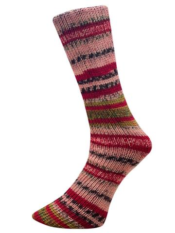 Ferner Wolle Mally Socks Weihnachts 22