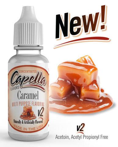 Ароматизатор Capella 10 мл Caramel V2