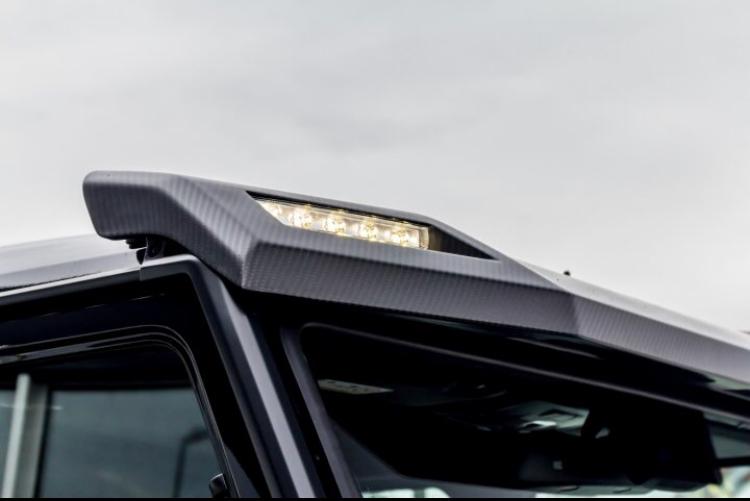 Гелендваген AMG G63 4x4 эксклюзивно тюнингованный