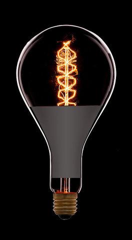 Ретро лампа Эдисон PS160R Spiral