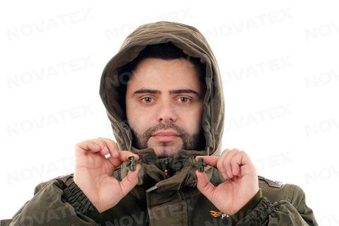 Костюм Горка Магнум Зима -40 (мембрана хаки) PRIDE NOVATEX