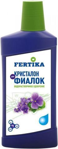 Fertika кристалон для фиалок удобрение 500мл
