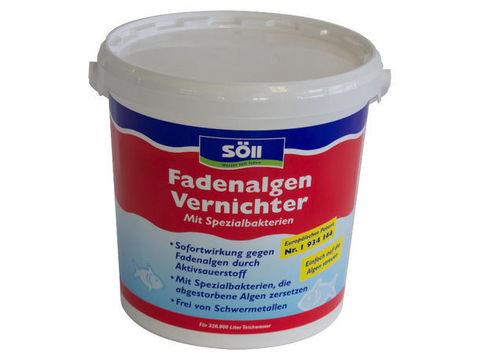 FadenalgenVernichter 10 кг - Средство против нитевидных водорослей
