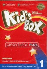 Kid's Box Updated edition 1 Presentation Plus D...