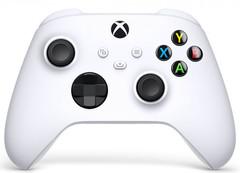 Беспроводной геймпад Robot White (Xbox, белый, QAS-00002)