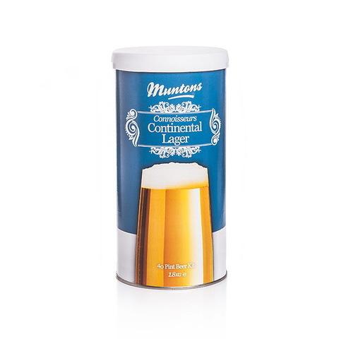 Пивной набор Muntons Professional Continental lager, 1,8 кг на 23 л
