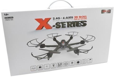 Радиоуправляемый квадрокоптер MJX X600 FPV 6-AXIS 2.4G - X600