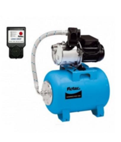 Насосная станция WP INOX 1000LOG.-DROP с электронным блоком (Hпод-46 м, P-0,8 кВт, Q-55 л/мин)