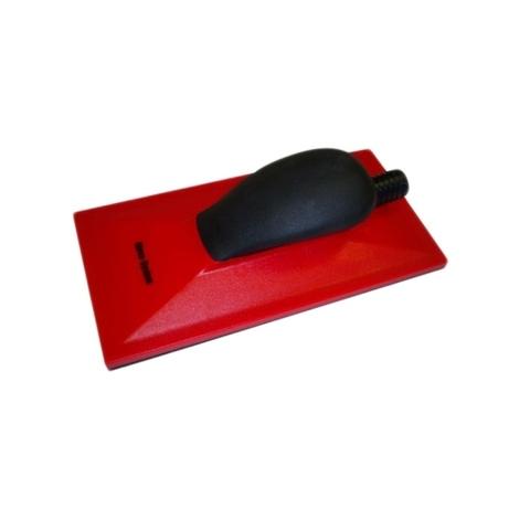 Abrex Широкий шлифок 115*230мм,на лип. 10отв+адапт