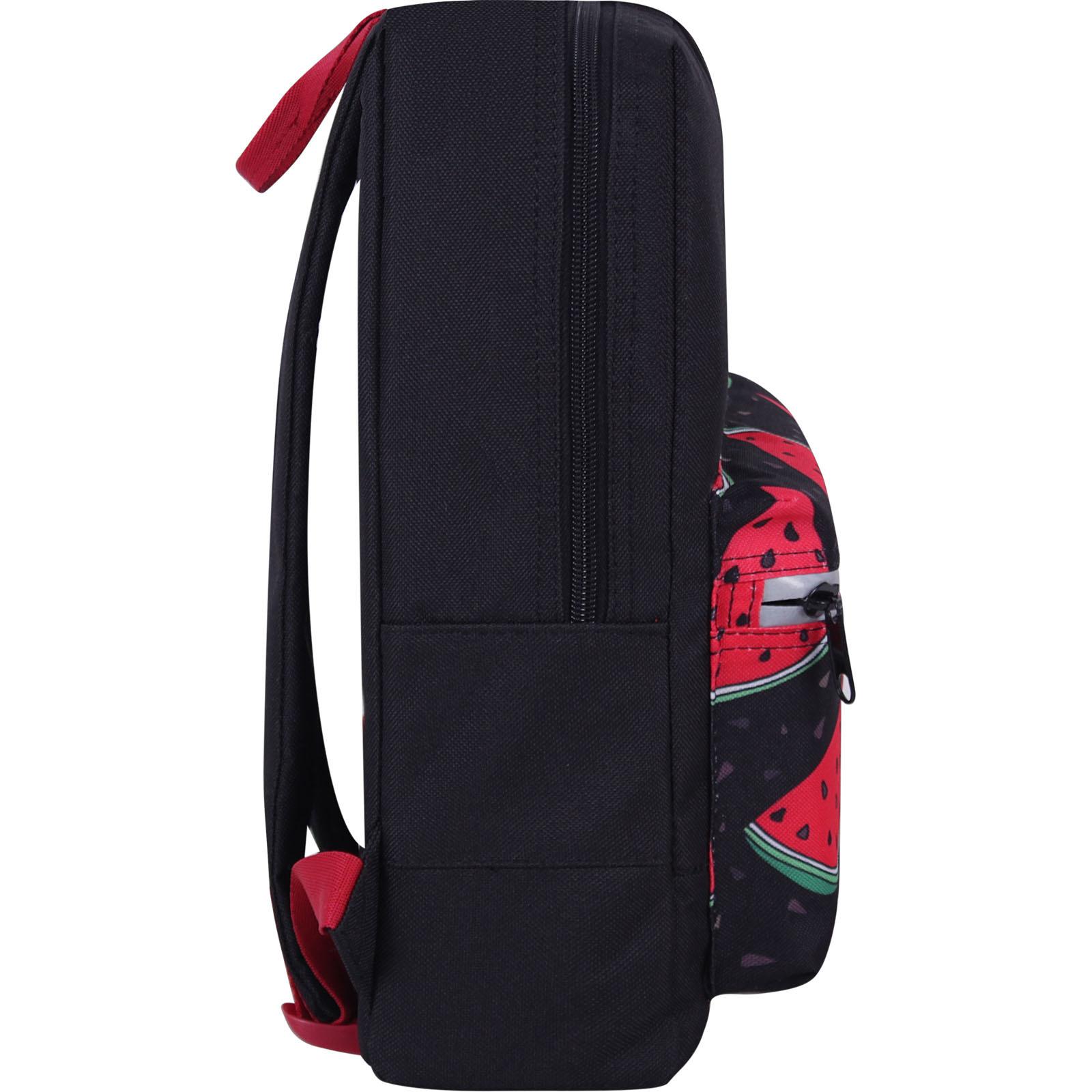 Рюкзак Bagland Молодежный mini 8 л. черный 768 (0050866) фото 2