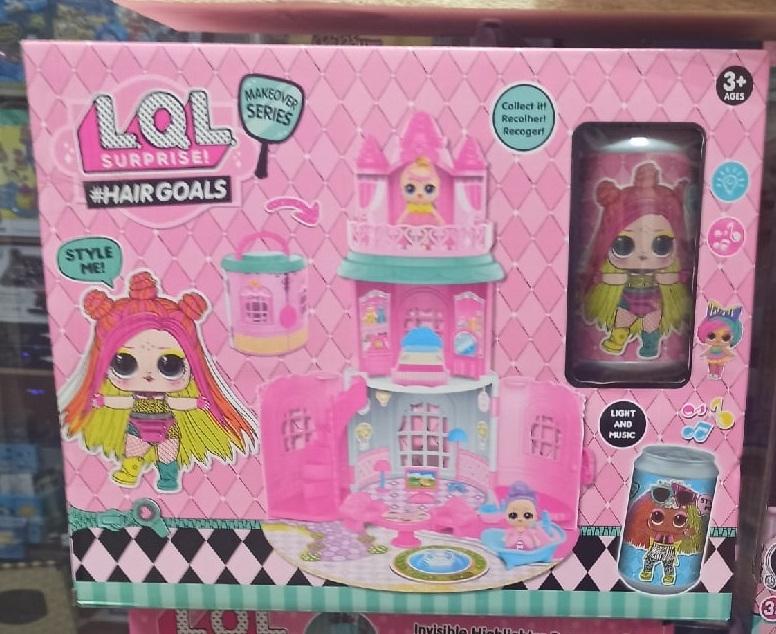 Замок Лол HairGoals 40 см