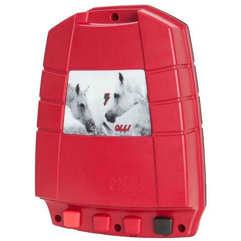Электропастух для коров, лошадей Olli 300, фото. Цена, отзывы, описание на сайте