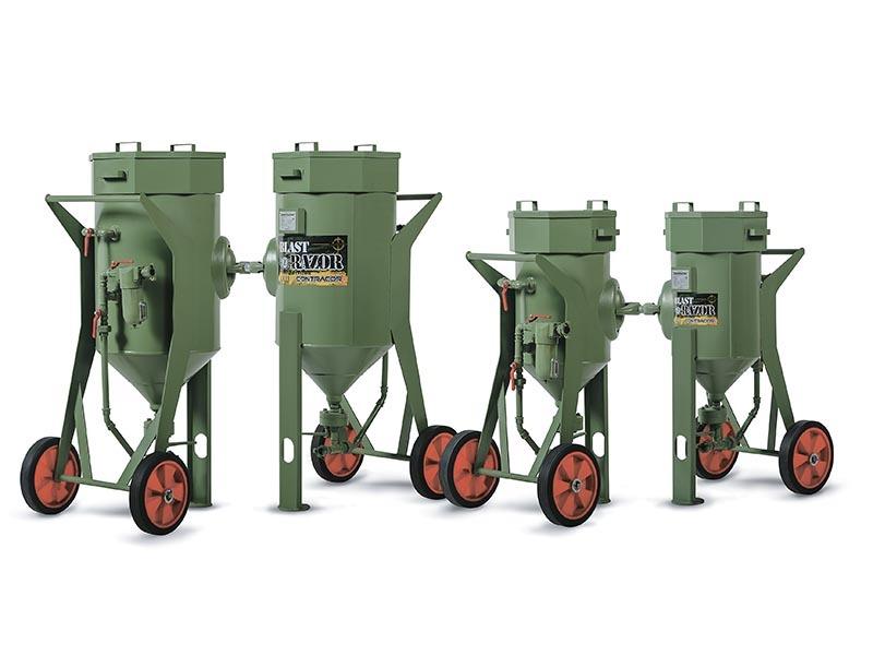 Пескоструйный аппарат Contracor DBS-50RC