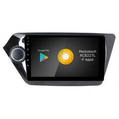 Штатная магнитола на Android 8.1 для Kia Rio Roximo S10 RS-2314