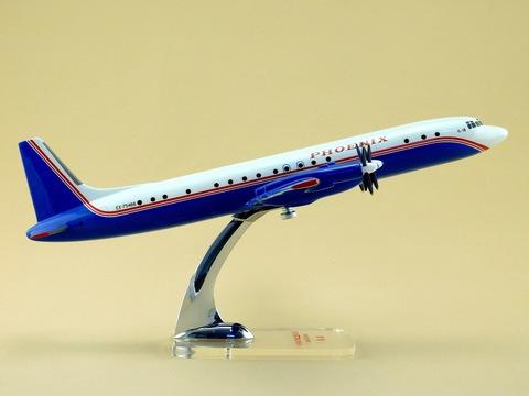 Модель самолета Ил-18 (М1:100, PHOENIX)