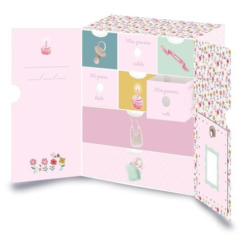 Коробка Nattou Iris & Lali