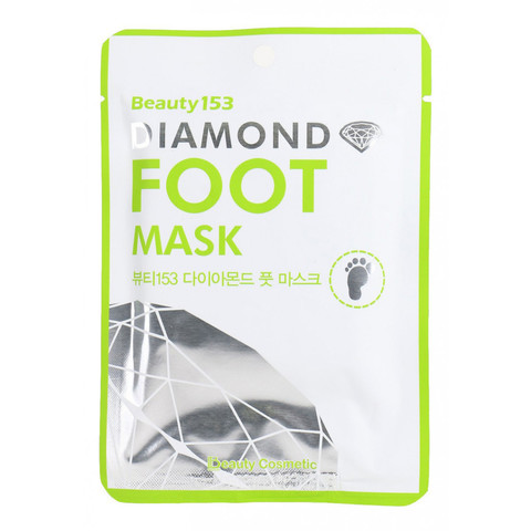 Маска для ног Beauty153 Diamond Foot Mask