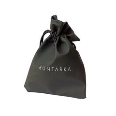 Мешочек BUNTARKA (экокожа), чёрный