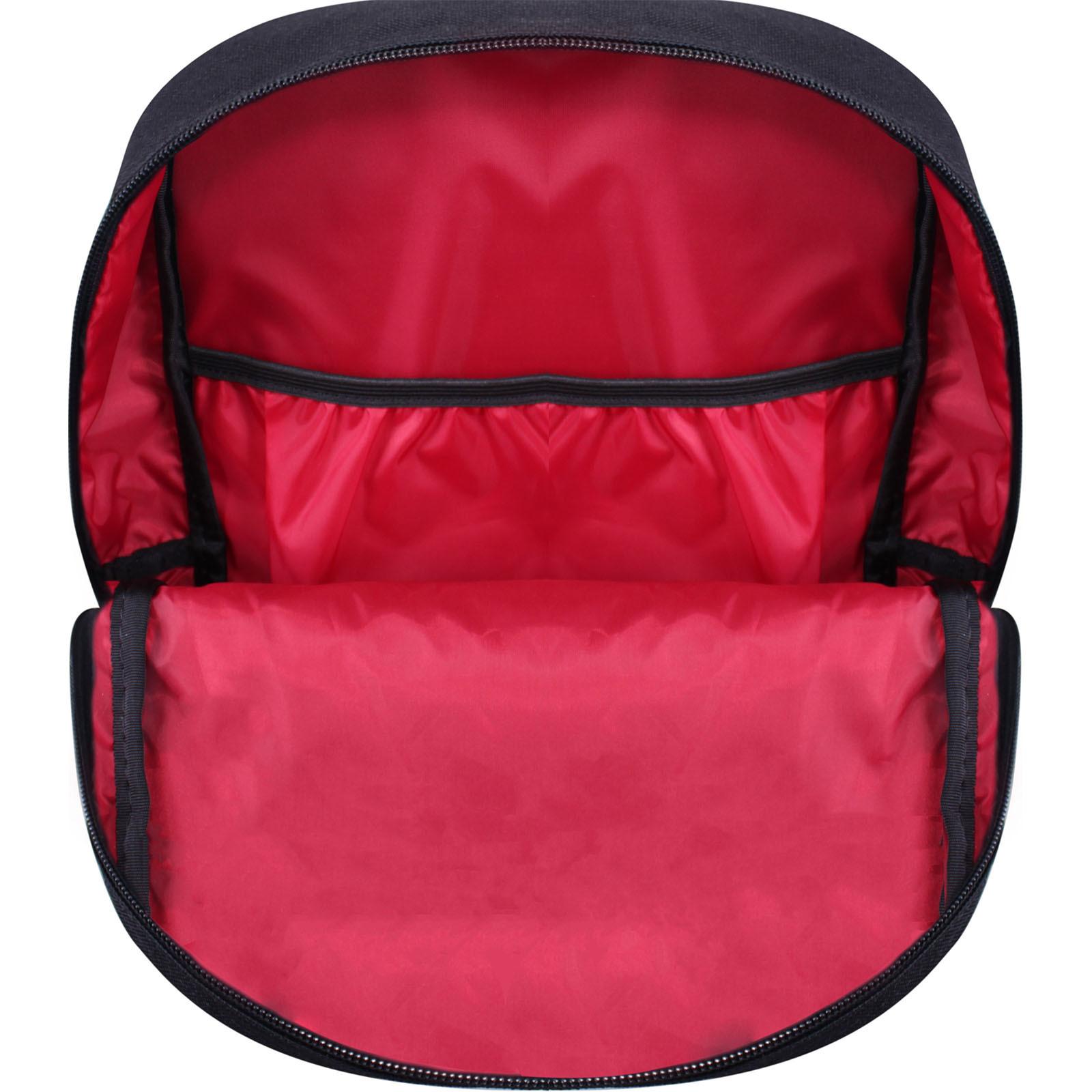 Рюкзак Bagland Молодежный mini 8 л. черный 768 (0050866) фото
