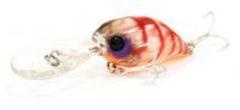Воблер Jackall DD Chubby 38 clear shrimp
