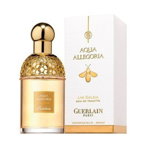 Guerlain: Aqua Allegoria Lys Soleia женская туалетная вода edt, 75мл