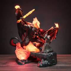 Светильник Lord of The Rings Balrog Light