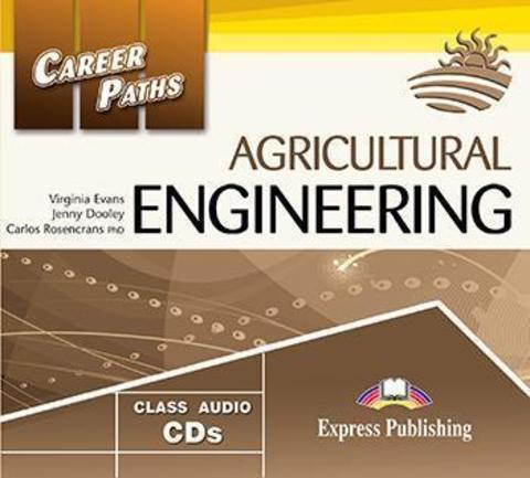 Agricultural engineering (esp). Audio cds (set of 2). Аудио CD (2 шт.)