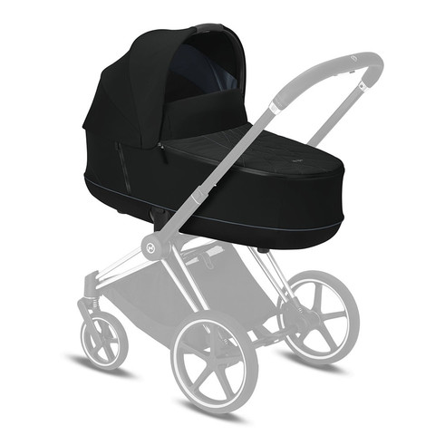 Спальный блок Cybex Lux Carrycot  Priam III Deep Black