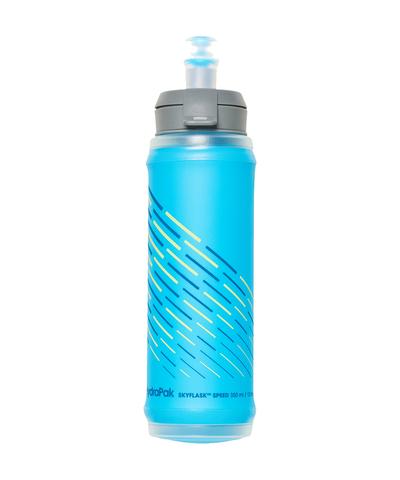 Мягкая бутылка для воды HydraPak SkyFlask (0,35 литра), голубая