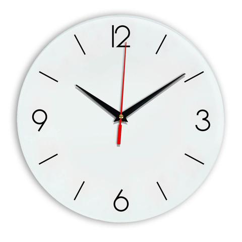 Настенные часы Ideal 939 белые