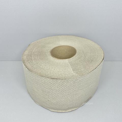 Туалетний папір Pro Service OPTIMUM макулатурна 1сл. 100 м з перфорацією сіра