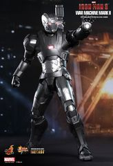 Iron Man 3 - War Machine Mark II Series Diecast