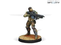 Ghulam (вооружен HMG)
