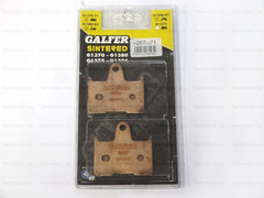 Колодки тормозные Galfer FD267 (Испания) MCB691,MCB729,875CM56,FA254