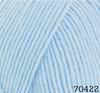 Пряжа Himalaya Everyday Bebe Lux 70422 (светло-голубой0