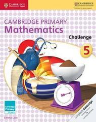 Cambridge Primary Mathematics Challenge 5,  Paperback, 1