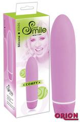 SMILE Вибратор Mini Comfy розовый