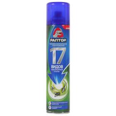 Средство от насекомых РАПТОР Универсальный аэрозоль от насекомых 275мл