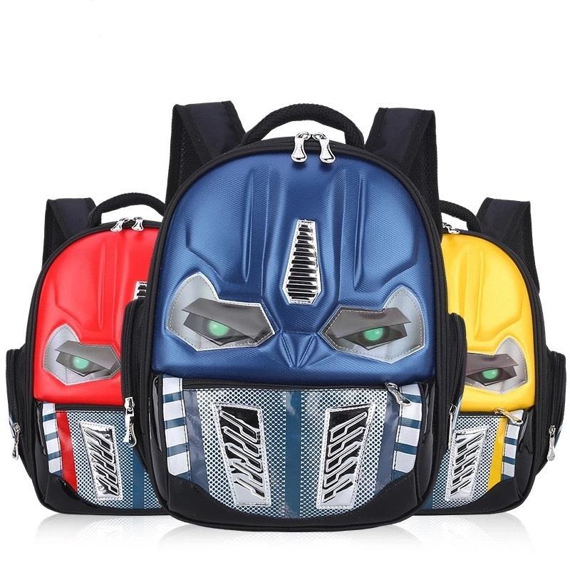 Робот Трансформер рюкзак школьный