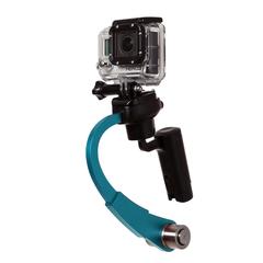 Портативный стабилизатор для GoPro голубой