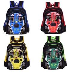 Гоночный болид рюкзак школьный