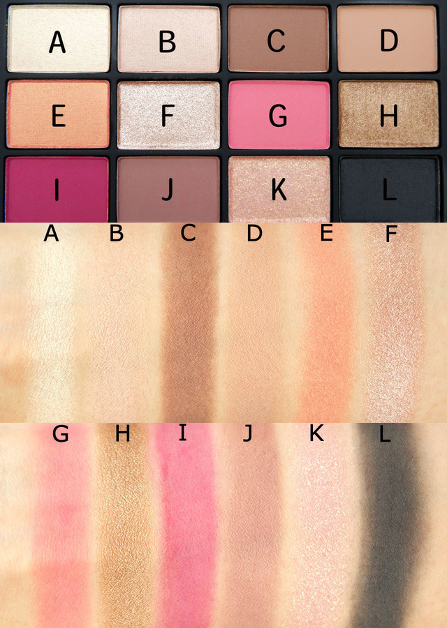 Nars Studio 54 Hyped palette