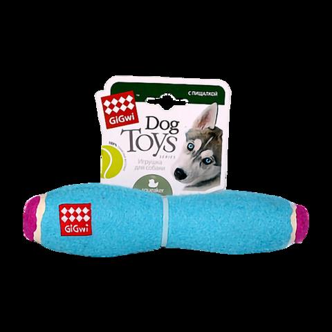GiGwi Игрушка для собак Палка с пищалкой средняя