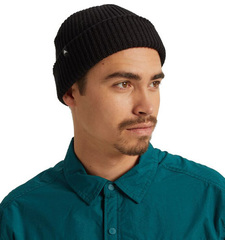 Шапка Burton All Day Lng Beanie True Black - 2