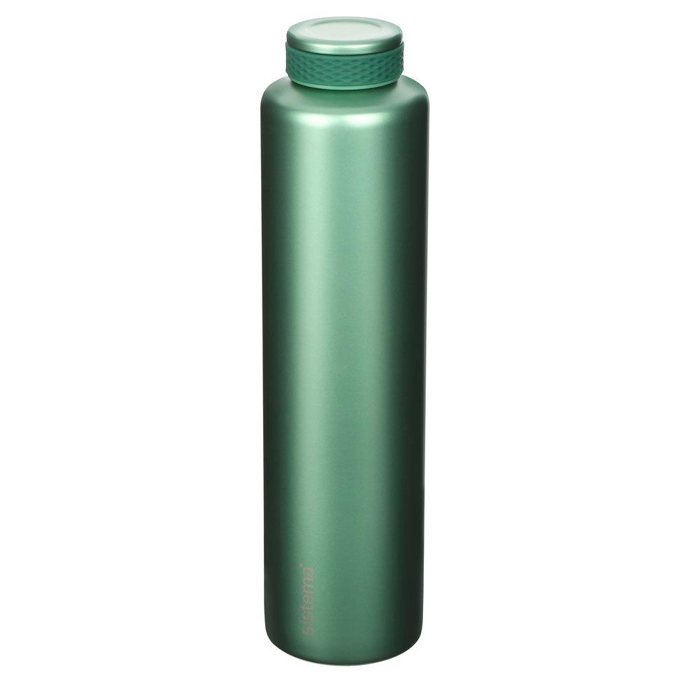 """Термобутылка Sistema """"Hydrate"""" 600 мл, цвет Зеленый"""