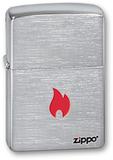 Зажигалка ZIPPO Flame (200 FLAME)