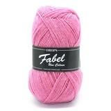 Пряжа Drops Fabel 102 розовый